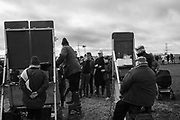 Heythrop Point to Point, Cocklebarrow, 28 January 2018