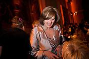 CHERIE BLAIR, Women for Women International UK Gala Evening. V. & A. 29 April 2008.  *** Local Caption *** -DO NOT ARCHIVE-© Copyright Photograph by Dafydd Jones. 248 Clapham Rd. London SW9 0PZ. Tel 0207 820 0771. www.dafjones.com.