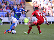 Reading v Blackburn Rovers 110415