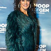NLD/Zaandam/20190128- première musical Op Hoop van Zegen, Chimene van Oosterhout