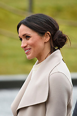Royal visit to Northern Ireland 25 Mar 2018