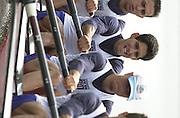 2002 FISA World Cup. Hazewinkel. BEL.       Saturday  15/06/2002     .email images@Intersport-images.com.[Mandatory Credit: Peter Spurrier/Intersport Images]  .15/06/2002.Rowing    .GRE LM4X Petros Protogeros, Spyridon Gelekis, Antonie Dimitriou Anastasios  Marinos Stroke. Rowing, FISA WC.Hazenwinkel, BEL