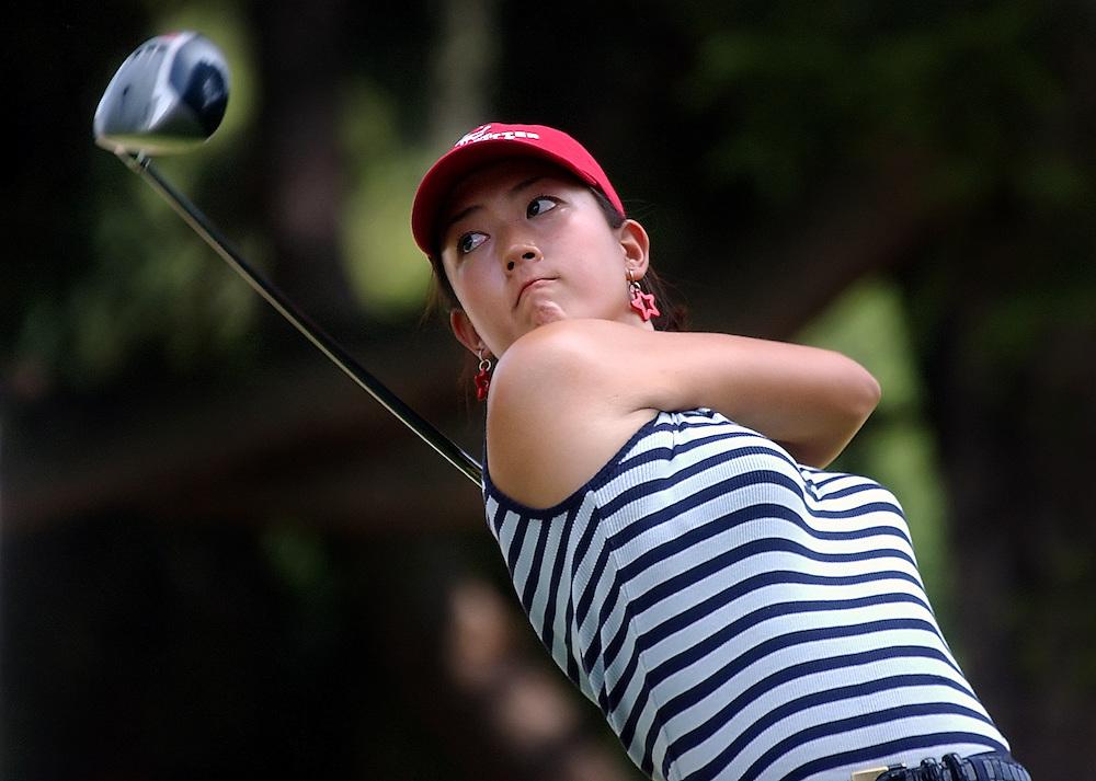 LPGA US Women's Open, Michelle Wie