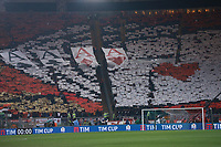 Coreografia Milan<br /> Roma 09-05-2018  Stadio Olimpico  <br /> Football Calcio Finale Coppa Italia / Italy's Cup Final 2017/2018 <br /> Juventus - Milan<br /> Foto Cesare Purini / Insidefoto