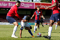 Alex Reid. York City 0-1 Stockport County. Pre Season Friendly. 19.9.20