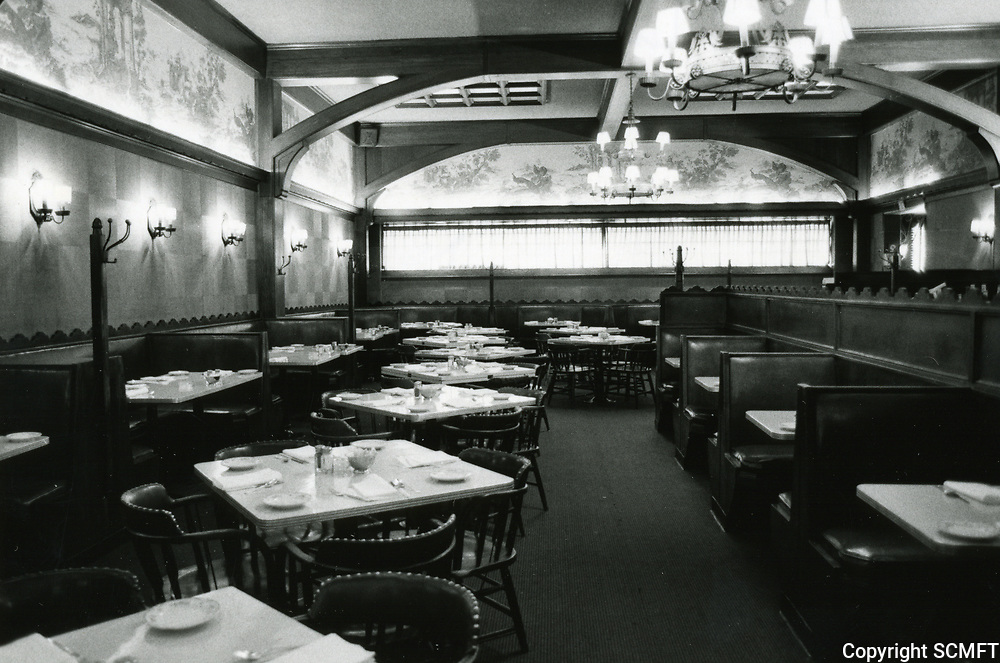 1979 Interior of Musso & Frank Grill