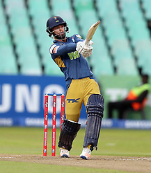 Rudi Second of the VKB Knights during the T20 Challenge cricket match between the Hollywoodbets Dolphins and VKB Knights  at the Kingsmead stadium in Durban, KwaZulu Natal, South Africa on the 11 Dec 2016<br /> <br /> Photo by:   Steve Haag / Real Time Images