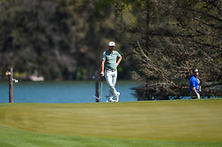 March 21, 2018 - Austin, TX, U.S. - AUSTIN, TX - MARCH 21: Kevin Chappell looks over a green during the First Round of the WGC-Dell Technologies Match Play on March 21, 2018 at Austin Country Club in Austin, TX. (Photo by Daniel Dunn/Icon Sportswire) (Credit Image: © Daniel Dunn/Icon SMI via ZUMA Press)