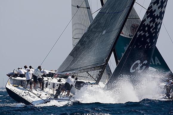 07_006046 © Sander van der Borch. Hyères - FRANCE,  12 September 2007 . BREITLING MEDCUP  in Hyères  (10/15 September 2007). Races 3, 4 & 5.