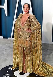 Tracee Ellis Ross attending the Vanity Fair Oscar Party held at the Wallis Annenberg Center for the Performing Arts in Beverly Hills, Los Angeles, California, USA.