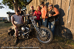 The Buffalo Chip campground during the annual Sturgis Black Hills Motorcycle Rally. Sturgis, SD. USA. Thursday August 10, 2017.  Photography ©2017 Michael Lichter.
