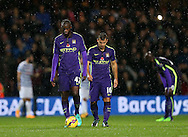 Manchester City's Yaya Toure looks on dejected after going 1-0 down<br /> <br /> - Barclays Premier League - Queens Park Rangers vs Manchester City- Loftus Road - London - England - 8th November 2014  - Picture David Klein/Sportimage