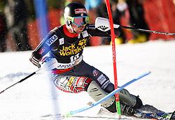 CHODOUNSKY David of USA competes during Men's Slalom - Pokal Vitranc 2014 of FIS Alpine Ski World Cup 2013/2014, on March 9, 2014 in Vitranc, Kranjska Gora, Slovenia. Photo by Matic Klansek Velej / Sportida