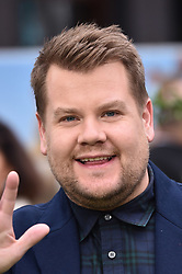 James Corden attending the gala premiere of Peter Rabbit, at the Vue West End cinema in London. Picture date: Tuesday March 6th, 2018. Photo credit should read: Matt Crossick/ EMPICS Entertainment.