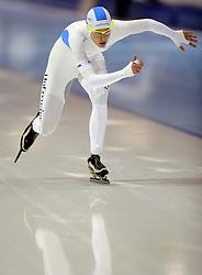29-12-2010 SCHAATSEN: KPN NK ALLROUND EN SPRINT: HEERENVEEN<br /> Marrit Leenstra wint de 1500 meter<br /> ©2010-WWW.FOTOHOOGENDOORN.NL