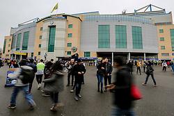 Chelsea fans begin arriving at Stamford Bridge - Mandatory by-line: Jason Brown/JMP - 31/12/2016 - FOOTBALL - Stamford Bridge - London, England - Chelsea v Stoke City - Premier League