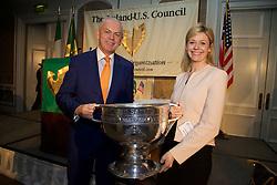Derek Collins - Bank of Ireland<br /> Yvonne Muldoon - Aer Lingus