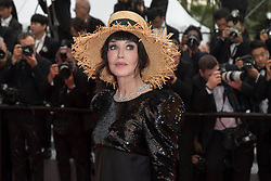 Premiere of 'La Belle Epoche' during the 72nd Cannes Film Festival at Palais des Festivals in Cannes, France, on 20 May 2019. 20 May 2019 Pictured: Isabelle Adjani attends the premiere of 'La Belle Epoche' during the 72nd Cannes Film Festival at Palais des Festivals in Cannes, France, on 20 May 2019. Photo: Vinnie Levine. Photo credit: 2019 Hubert Bösl / MEGA TheMegaAgency.com +1 888 505 6342
