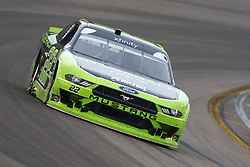 March 10, 2018 - Avondale, Arizona, United States of America - March 10, 2018 - Avondale, Arizona, USA: Brad Keselowski (22) brings his car through the turns during the DC Solar 200 at ISM Raceway in Avondale, Arizona. (Credit Image: © Chris Owens Asp Inc/ASP via ZUMA Wire)