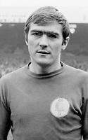 Terry Cooper - Leeds United. 1963-74. Credit: Colorsport.