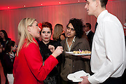 TAMZIN OUTHWAITE; PALOMA FAITH; JOSH WELLER, English National BalletÕs annual pre-show party at the St. Martin's Lane hotel before a performance of the Nutcracker at the Coliseum. 15 December 2010. <br />  -DO NOT ARCHIVE-© Copyright Photograph by Dafydd Jones. 248 Clapham Rd. London SW9 0PZ. Tel 0207 820 0771. www.dafjones.com.<br /> TAMZIN OUTHWAITE; PALOMA FAITH; JOSH WELLER, English National Ballet's annual pre-show party at the St. Martin's Lane hotel before a performance of the Nutcracker at the Coliseum. 15 December 2010. <br />  -DO NOT ARCHIVE-© Copyright Photograph by Dafydd Jones. 248 Clapham Rd. London SW9 0PZ. Tel 0207 820 0771. www.dafjones.com.