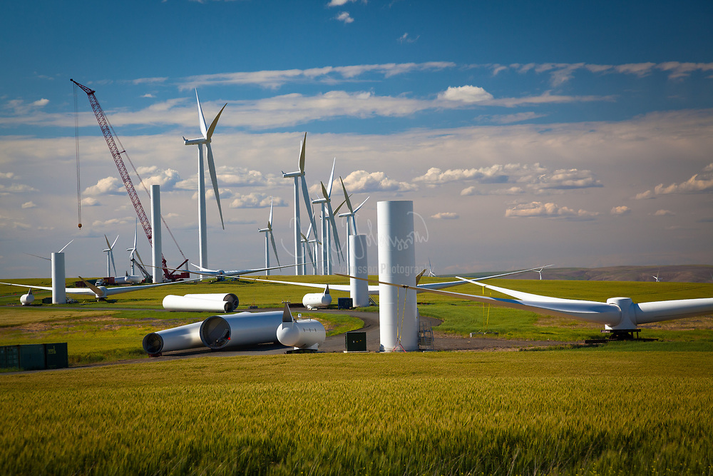 Lower Snake River Wind Energy Project