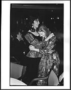 Ghislaine Maxwell, hon Ariadne Beaumont, Dynasty Ball. Intercontinental. Feb 1986.