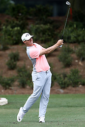 May 13, 2017 - Ponte Vedra Beach, Florida, United States - Alex Noren tees off the 13th hole during the third round of The PLAYERS Championship at TPC Sawgrass. (Credit Image: © Debby Wong via ZUMA Wire)