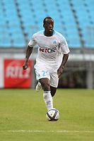 FOOTBALL - FRIENDLY GAMES 2010/2011 - OLYMPIQUE MARSEILLE v TOULOUSE FC - 21/07/2010 - PHOTO ERIC BRETAGNON / DPPI - SOULEYMANE DIAWARA (OM)