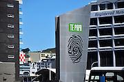 New Zealand, North Island, Wellington, Te Papa Museum