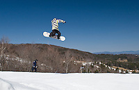 Gunstock Open and Snowboard Jam March 27-28, 2010.