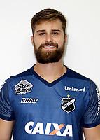 Brazilian Football League Serie B 2017 / <br /> ( ABC Futebol Clube ) - <br /> Jonatan Picoli Silveira - Jota