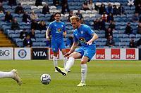 Ryan Croasdale. Stockport County FC 1-1 Woking FC. Vanarama National League. Edgeley Park. 22.5.21