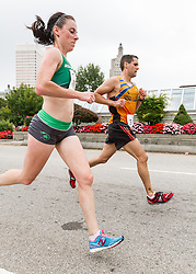 CVS Health Downtown 5k, USA 5k road championship, Erin Dromgool