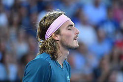 January 24, 2019 - Melbourne, AUSTRALIA - Stefanos Tsitsipas  (Credit Image: © Panoramic via ZUMA Press)