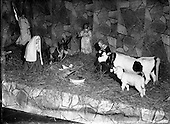 1957 Moving Nativity at Parnell Square