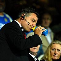 Photo: Ed Godden.<br /> Portsmouth v Bolton Wanderers. The Barclays Premiership. 25/09/2006. Bolton Managar Sam Allardyce.