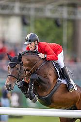 Ehning Marcus, GER, Stargold<br /> European Championship Riesenbeck 2021<br /> © Hippo Foto - Dirk Caremans<br />  02/09/2021