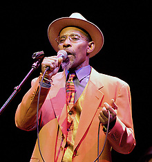 Linton Kwesi Johnson 9th March 2008