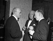 29/01/1953<br /> 01/29/1953<br /> 29 January 1953<br /> Motor Traders Dinner at the Gresham Hotel, Dublin.