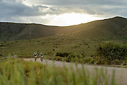 Two riders during stage 3 of the 2014 Absa Cape Epic Mountain Bike stage race held from Arabella Wines in Robertson to The Oaks Estate in Greyton, South Africa on the 26 March 2014<br /> <br /> Photo by Greg Beadle/Cape Epic/SPORTZPICS