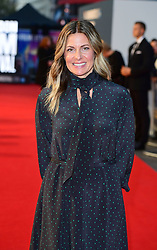 Amy Nauiokas attends the Can You Ever Forgive Me screening at Cineworld Leicester Square during the 62nd BFI London Film Festival.