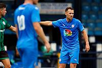 Jordan Keane. Stockport County FC 0-1 Rochdale FC. Pre Season Friendly. 22.8.20