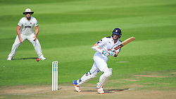 Ryan McLaren of Hampshire in action.  - Mandatory by-line: Alex Davidson/JMP - 23/08/2016 - CRICKET - Cooper Associates County Ground - Taunton, United Kingdom - Somerset v Hampshire - Specsavers County Championship Division One