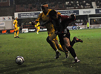 Photo: Tony Oudot/Richard Lane Photography. Brentford v Rochdale. Coca-Cola Football League Two. 01/11/2008. <br />
