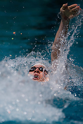 Dinko Jukic of Austria competes during the 35th International Swimming meeting Ljubljana 2010, on May 23, 2010 at Kodeljevo pool, Ljubljana, Slovenia. (Photo by Vid Ponikvar / Sportida)