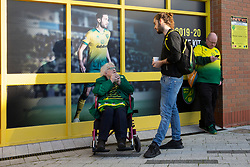 A general view of supporters at Carrow Road - Mandatory by-line: Phil Chaplin/JMP - 27/10/2019 - FOOTBALL - Carrow Road - Norwich, England - Norwich City v Manchester United - Premier League