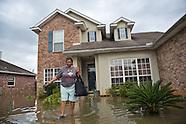 Flooding in St. Tammany Parish Louisiana