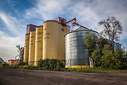 2014/11/18 - Monte Maiz, Argentina: Silos used to store grains are located in the middle of the town of Monte Maiz, causing many respiratory diseases to the residents. Silos used to be built in the town centres because of the easy access to the railway, but for decades the railways in Argentina were deactivated and now trucks transport the crops. Even if they don't need to be located in the centre of towns is too expensive to move them to another location. (Eduardo Leal)