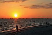 Sunrise on Sanibel Island, Florida
